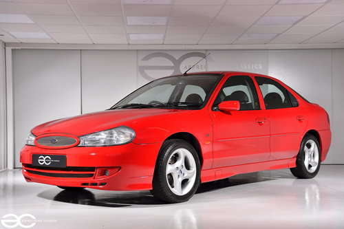 1999 A Superb & Rare Ford Mondeo ST24 - Same Owner 14 Years SOLD (picture 2 of 6)
