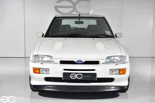 1995 Ex Concours Escort RS Cosworth - Aero Delete - *11K Miles* SOLD (picture 1 of 6)