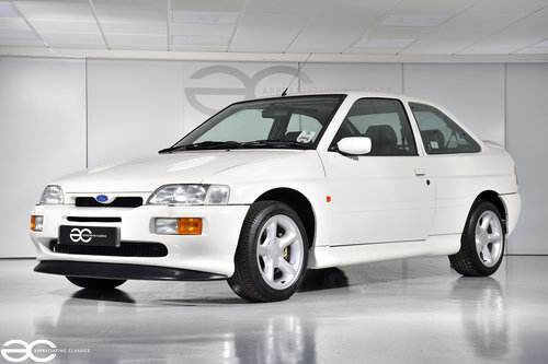 1995 Ex Concours Escort RS Cosworth - Aero Delete - *11K Miles* SOLD (picture 2 of 6)