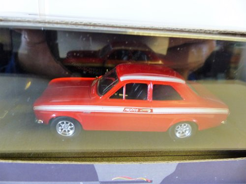 1971 FORD ESCORT MEXICO-RED TROFEU 1:43 SCALE For Sale (picture 1 of 6)