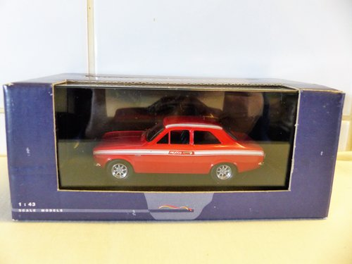 1971 FORD ESCORT MEXICO-RED TROFEU 1:43 SCALE For Sale (picture 2 of 6)