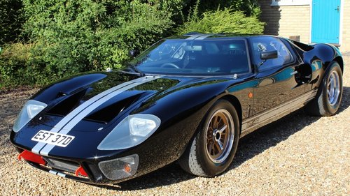 2017 Superformance GT40 MK1 For Sale | Car And Classic