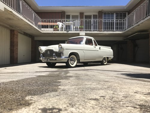 1958 FORD ZEPHYR MKII UTILITY For Sale (picture 1 of 6)
