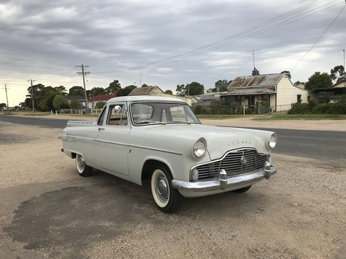 1958 FORD ZEPHYR MKII UTILITY For Sale (picture 2 of 6)