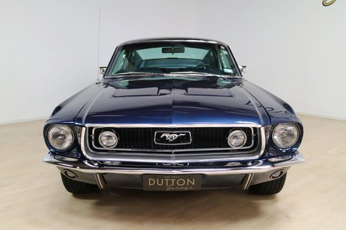 1968 Ford Mustang GT Fastback For Sale (picture 2 of 6)
