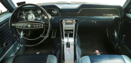1968 Ford Mustang GT Fastback For Sale (picture 5 of 6)
