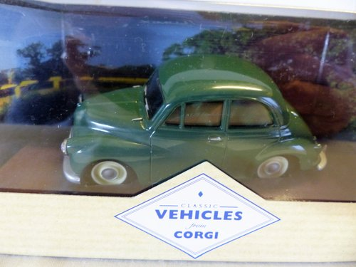 FORD ZEPHYR & MORRIS MINOR-1:43 SCALE MODELS For Sale (picture 3 of 6)