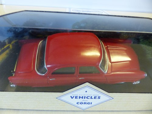 FORD ZEPHYR & MORRIS MINOR-1:43 SCALE MODELS For Sale (picture 4 of 6)