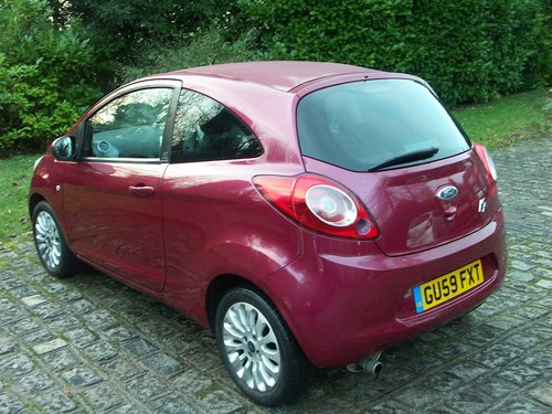 2009 FORD KA TITANIUM SOLD (picture 3 of 6)