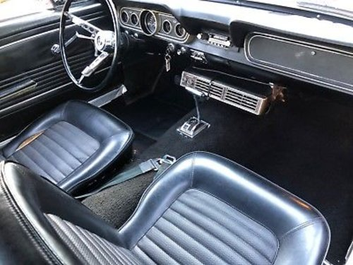 1966 66 Mustang coupe For Sale (picture 2 of 6)