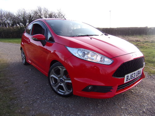 2013 Ford Fiesta ST Turbo For Sale (picture 1 of 6)
