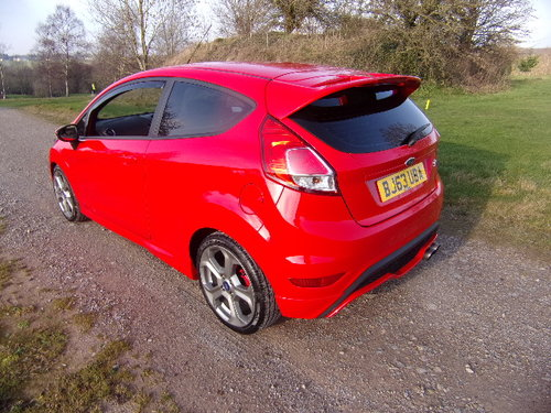 2013 Ford Fiesta ST Turbo For Sale (picture 2 of 6)