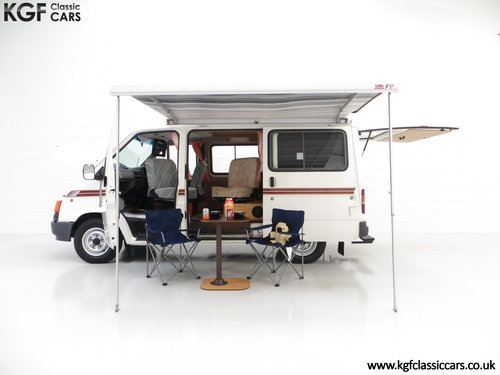 1988 A Retro 4-berth Ford Transit Mk3 Autosleeper 'Frisky' SOLD (picture 3 of 6)