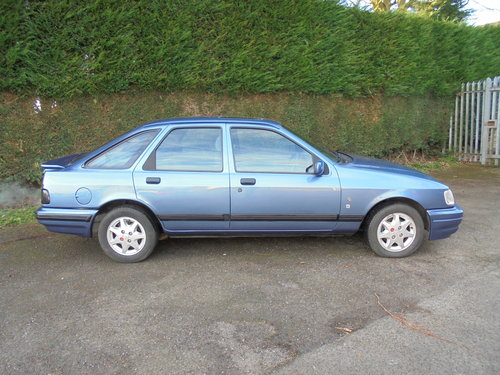 1998 SIERRA 2.8i XR4x4 For Sale (picture 2 of 6)