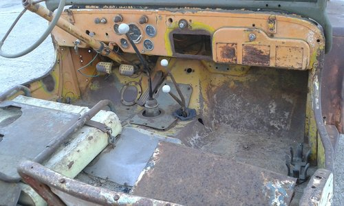 1943 FORD GPW WW2 MILITARY JEEP For Sale (picture 5 of 6)