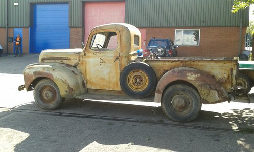 1942 FORD 1GC MILIARY PICKUP For Sale (picture 3 of 6)