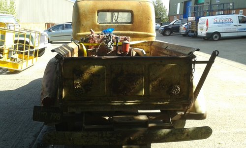 1942 FORD 1GC MILIARY PICKUP For Sale (picture 4 of 6)