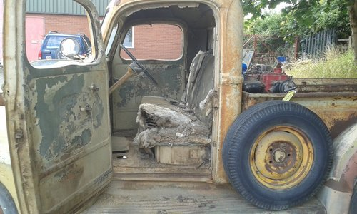 1942 FORD 1GC MILIARY PICKUP For Sale (picture 5 of 6)