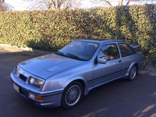 1986 FORD SIERRA RS COSWORTH  For Sale (picture 1 of 6)