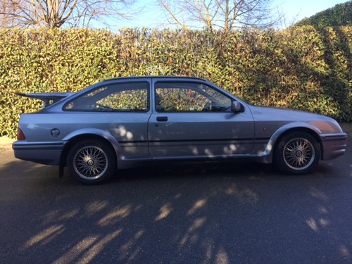 1986 FORD SIERRA RS COSWORTH  For Sale (picture 3 of 6)