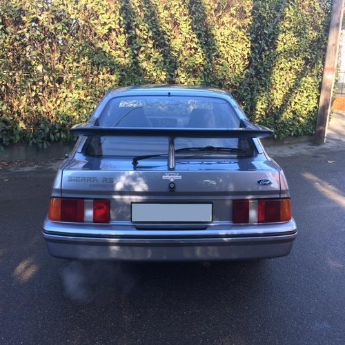 1986 FORD SIERRA RS COSWORTH  For Sale (picture 4 of 6)