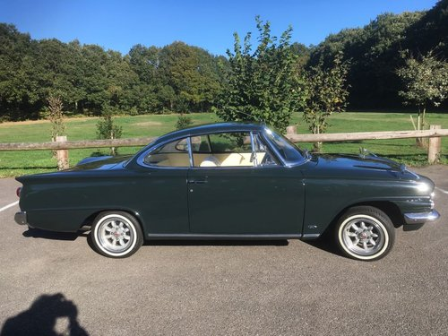 1963 FORD CONSUL CAPRI 1500 (NON GT) For Sale (picture 1 of 6)