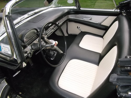 1955 Ford Thunderbird, Convertible, V8, Manual Gearbox SOLD (picture 4 of 6)