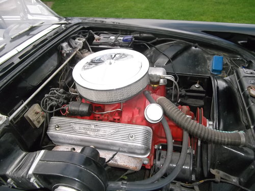 1955 Ford Thunderbird, Convertible, V8, Manual Gearbox SOLD (picture 6 of 6)