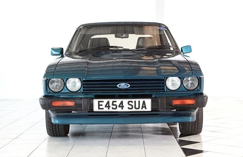 1987 Ford Capri 280 Brooklands For Sale (picture 1 of 6)