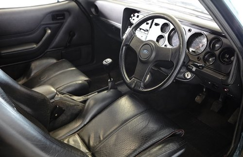 1987 Ford Capri 280 Brooklands For Sale (picture 3 of 6)