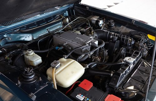 1987 Ford Capri 280 Brooklands For Sale (picture 5 of 6)