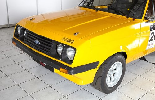 1979 Genuine Ford Escort RS2000 Group N Rally Car  SOLD (picture 2 of 6)