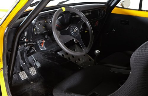 1979 Genuine Ford Escort RS2000 Group N Rally Car  SOLD (picture 4 of 6)