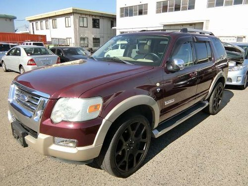 2006 FORD EXPLORER 4.6 V8 EDDIE BAUER *Facelift* LHD American 4x4 SOLD (picture 1 of 4)