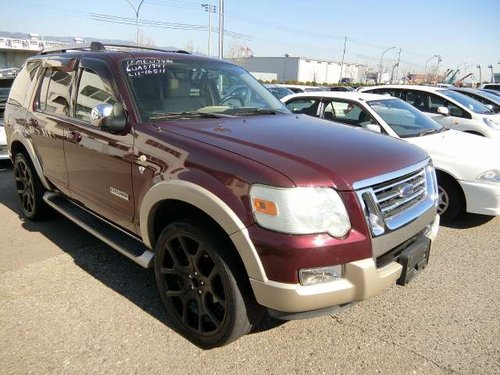 2006 FORD EXPLORER 4.6 V8 EDDIE BAUER *Facelift* LHD American 4x4 SOLD (picture 2 of 4)