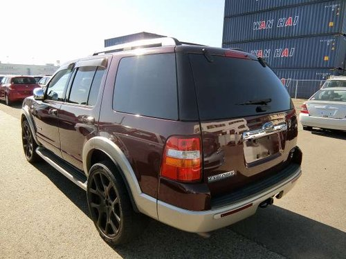 2006 FORD EXPLORER 4.6 V8 EDDIE BAUER *Facelift* LHD American 4x4 SOLD (picture 3 of 4)