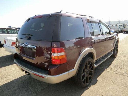 2006 FORD EXPLORER 4.6 V8 EDDIE BAUER *Facelift* LHD American 4x4 SOLD (picture 4 of 4)