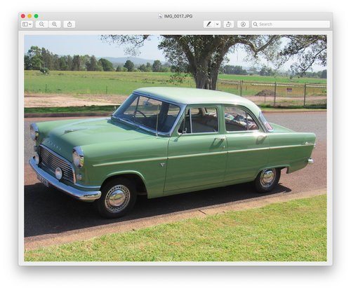 1959 Great Consul For Sale (picture 1 of 6)