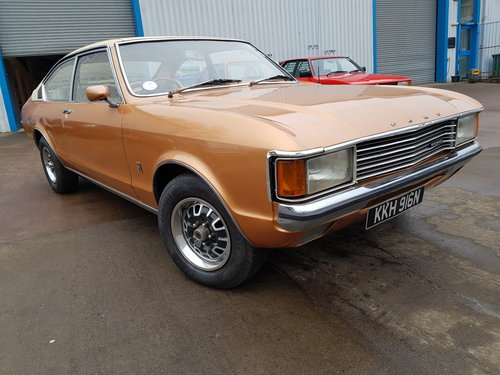 1974 Ford Granada 3.0 Coupe For Sale (picture 1 of 6)