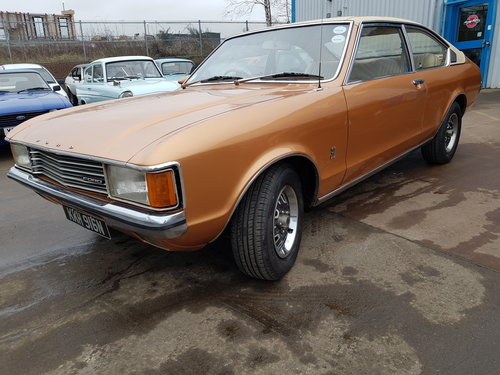 1974 Ford Granada 3.0 Coupe For Sale (picture 2 of 6)