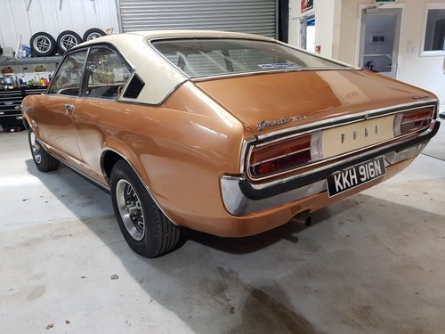 1974 Ford Granada 3.0 Coupe For Sale (picture 3 of 6)