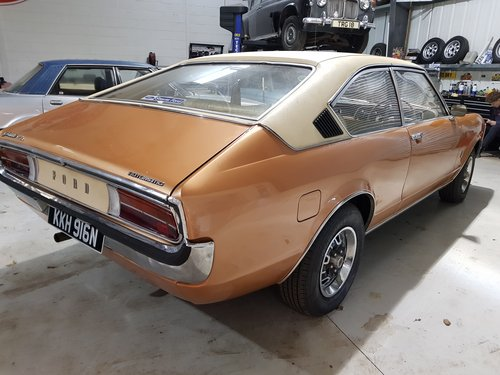 1974 Ford Granada 3.0 Coupe For Sale (picture 4 of 6)