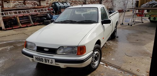 1991 STUNNING RESTORED FORD P100 PICK UP 1.8 TD For Sale (picture 6 of 6)