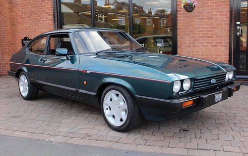 1987 Ford Capri 280 Brooklands SOLD (picture 1 of 6)