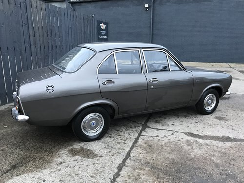 1973 ford escort mk1 saloon *5000*miles from new SOLD (picture 5 of 6)