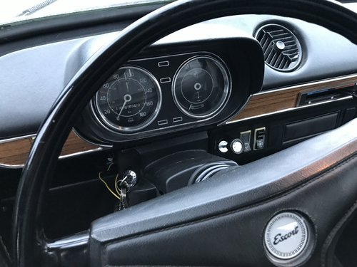 1973 ford escort mk1 saloon *5000*miles from new SOLD (picture 6 of 6)