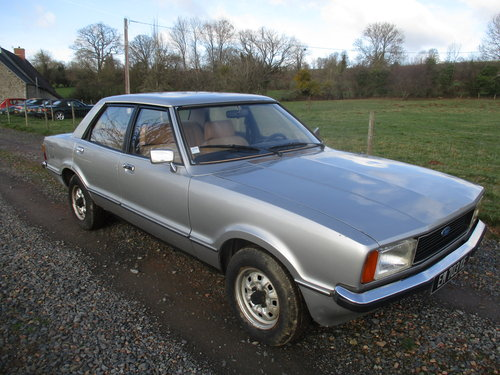 ford cortina taunus mk4 1.6GL 1977 For Sale (picture 1 of 6)