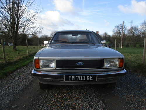 ford cortina taunus mk4 1.6GL 1977 For Sale (picture 5 of 6)