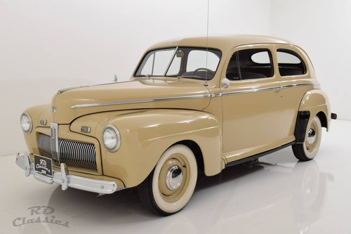 1942 Ford Deluxe V8 Flathead For Sale (picture 3 of 6)