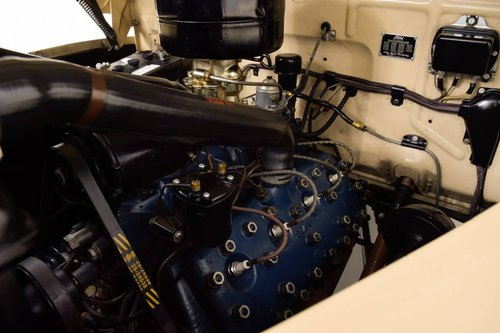 1942 Ford Deluxe V8 Flathead For Sale (picture 4 of 6)